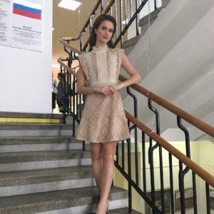 Катя, ЕГЭ по обществознанию - 96 баллов